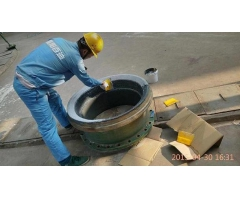 BD764 high temperature anti wear erosion resistant coating