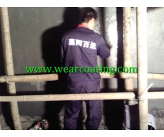 polyurethane viscous liquid rubber coating first coat