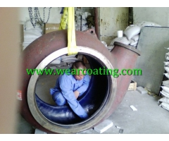 super high temperature epoxy compound metal repair agent